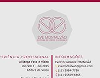 Resumé - Eve Montalvão