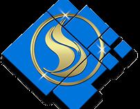 Logo tipo ministerial imagen montada subre cortes