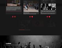 Plataforma Rock Detonante Full Web Page