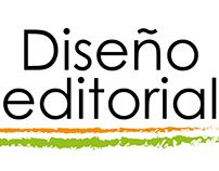 Diseño e ilustración editorial