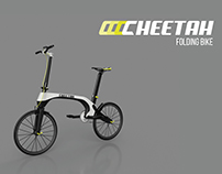 Bicicleta plegable / Folding bike