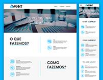 Site Avannt Sistemas