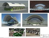 Proyectos arquitectonicos - 2014