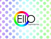 EllO Suprimentos - Identidade Visual
