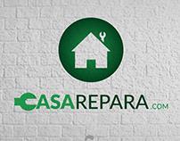 Logo design -Casarepara.com