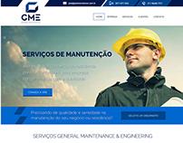 Site institucional - GME