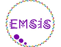 Emsis - Logo design and post for instagram
