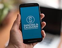 Logo Sanches & Calegarin