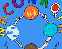 Ñaconaqta/Logo