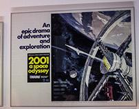 """Registro fotográfico en """"Exposición de Stanley Kubrick"""""""