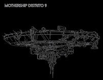 Dimensión Intergaláctica - Ilustraciones