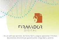 Firmador digital
