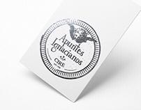 Branding and Graphic design: Apuntes Ignacianos