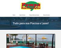 Reformulação do Site da Pampa df Representações