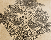 Flower of Siberia, Vodka Branding