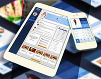 Mobile app - Aplicativo Clínica Giovanardi