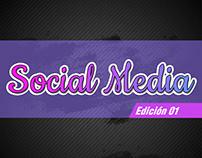 Social Media Edición 01 - Diva Cosmetics (20 Diseños)
