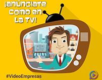 Campaña Google Ads Vídeo Empresas