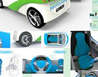 Diseño de vehiculo