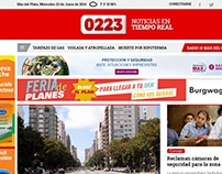 Diario Digital  (No cms) ARGENTINA