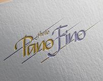 Logo Ateliê Pano Fino