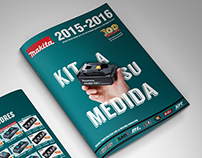 Brochure for Makita