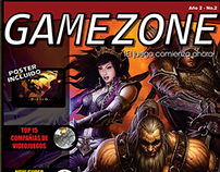 Revista: Gamezone