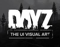 DayZ StandAlone UI VISUAL ART CONCEPT
