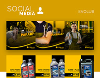 Social media evolub