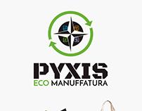 Logo - Pyxis EcoManuffatura