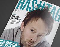 Tapa Revista Hashtag