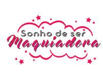 PROJETO DE LOGO PARA SONHO DE SER MAQUIADORA