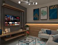 Villa JR (Home Design)