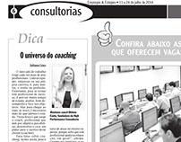 """Coluna """"Dica"""" - Universo do Coaching"""