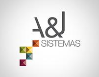 Conjunto marcario A&J Sistemas