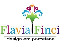 Flavia Finci Design em Porcelana