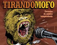 Poster 'Tirando Mofo Festival'