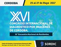 Congreso de Diagnóstico por Imágenes de Córdoba 2017