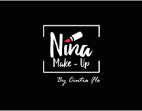 Nina Make Up - Logo