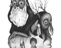 Spirits of Mortesen