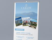 GD / Banner Caburé Turismo