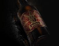 Etiqueta Cerveza Indio