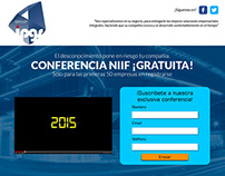 Landing page IPGS