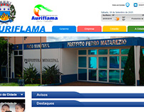 Portal Prefeitura Auriflama