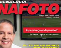 Portada Revista Panafoto