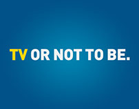 TV or NOT TO BE/ DIRECTV