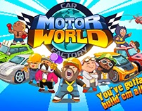 Motor World promotional video
