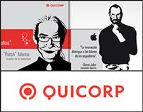 QUICORP - Campaña Innovación