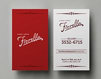 Cartão de Visitas - Fiorella