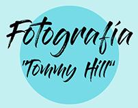 """Fotografía de producto """"Tommy Hill"""""""
